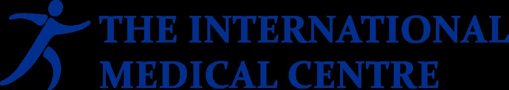 The International Medical Centre Mobile Logo