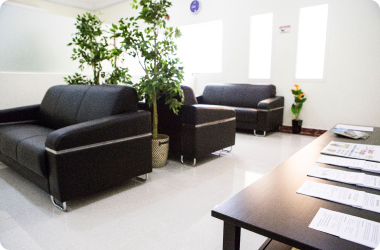 Inside TIMC Premium Responsive And Caring Service Img